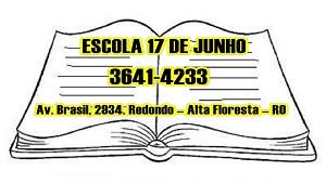 Escola 17 de Junho 300X170