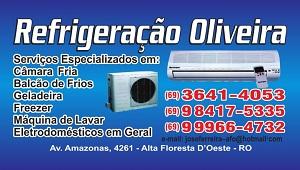 Refrigeração Oliveira 300x170