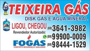TEIXEIRA GÁS NOVA