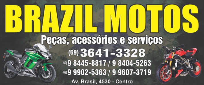 brasil motos nova