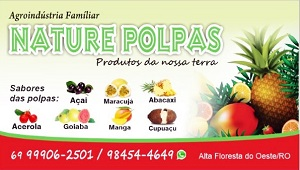 nature polpas