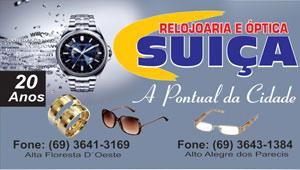 c2682a54681 Entre em contato com a Relojoaria e Ótica Suiça…